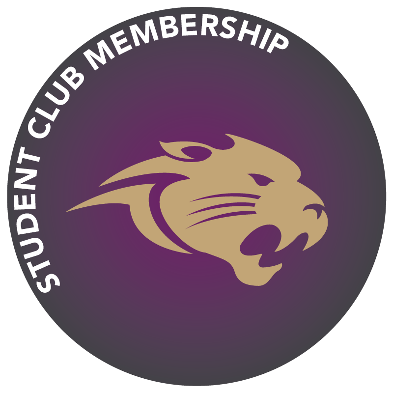 Student Club Membership Badges6